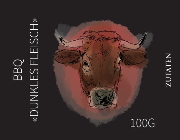 Tobias Funke Shop - BBQ Gewürz für Dunkles Fleisch