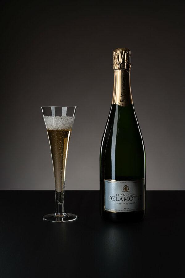 Champagner Delamotte brut