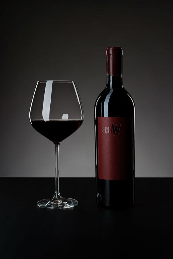 Weinbegleitung «Premium Box» 2015 Schwarz Rot (Zweigelt) 75cl