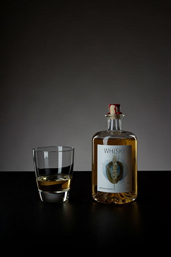 """Whisky 4yr """"Fernsicht & Funke"""" limited edition"""