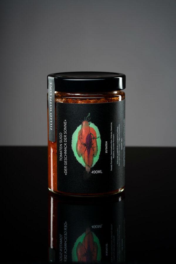 Tobias Funke Shop - Tomaten Sugo - Der Geschmack der Sonne